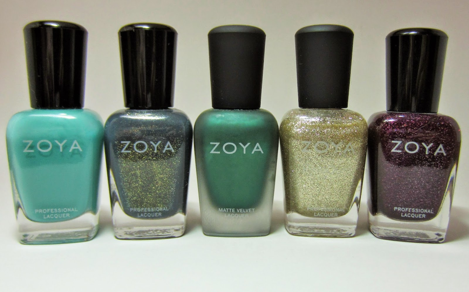 65b90ba2a38 Polished with Pizzazz  Zoya Favorites!