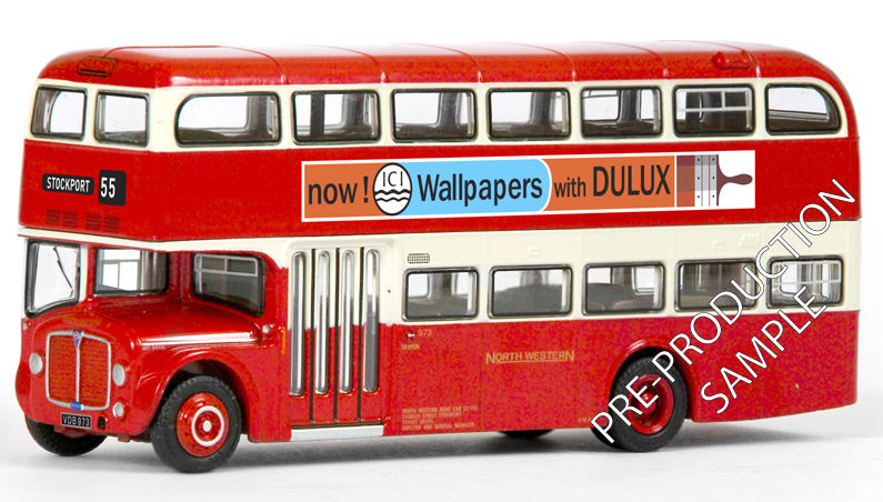 Exclusive First Editions  30715 - AEC Renown - North Western