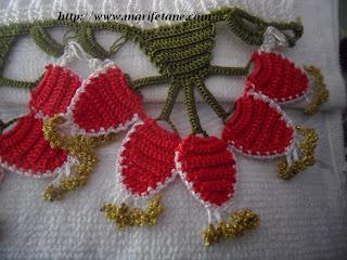 2012 yeni havlu kenarı danteli