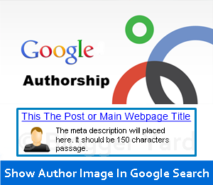 How To Show Author Profile Picture In Google Search Results