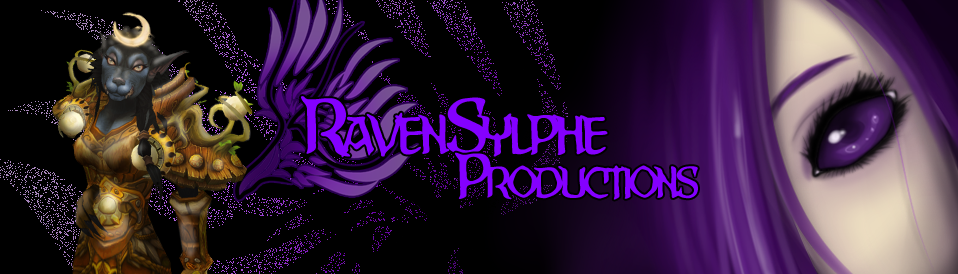 RavenSylphe Machinima Productions