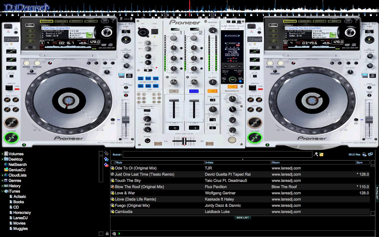 DESCARGAR GRATIS SKIN VIRTUAL DJ 8 NEON MGT JUNIO M ndezDJTutoriales