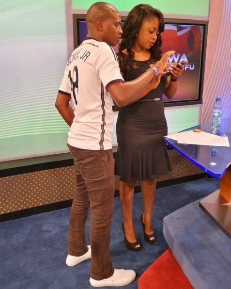 Friend Or New Catch? Photos Of Lilian Muli Getting Cozy With Her Handsome BFF!