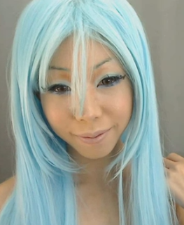 cerule league of legends makeup style for girls