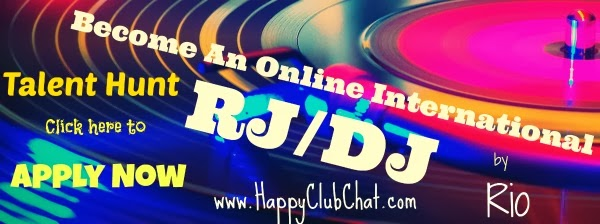 Become An RJ/DJ Don't Wait Apply Now
