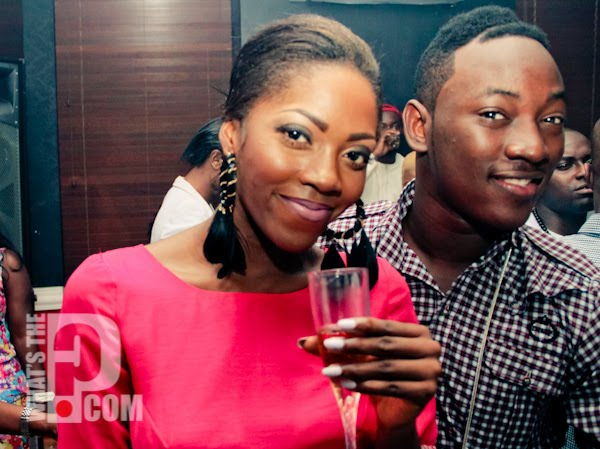 Pictures From Tiwa Savage's Birthday Party At HUSH
