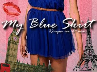 My Blue Skirt