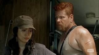 The Walking Dead - Capitulo 11 - Temporada 5 - Español Latino - Online - 5x11: The Distance