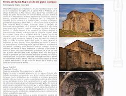 Lista Roja del Patrimonio: Ermita de Santa Ana y pósito de grano contiguo (Trujillo)