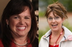 O'Donnell, Palin