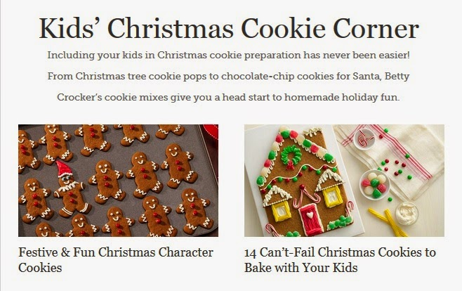 Kids' Christmas Cooking Baking