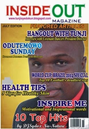 Inside Out July 2014