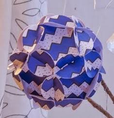 http://marivitrombeta.blogspot.it/2013/11/bolas-navidad-papel.html