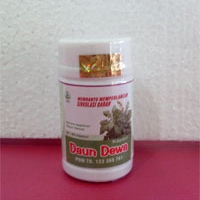 obat herbal kapsul ekstrak daun dewa