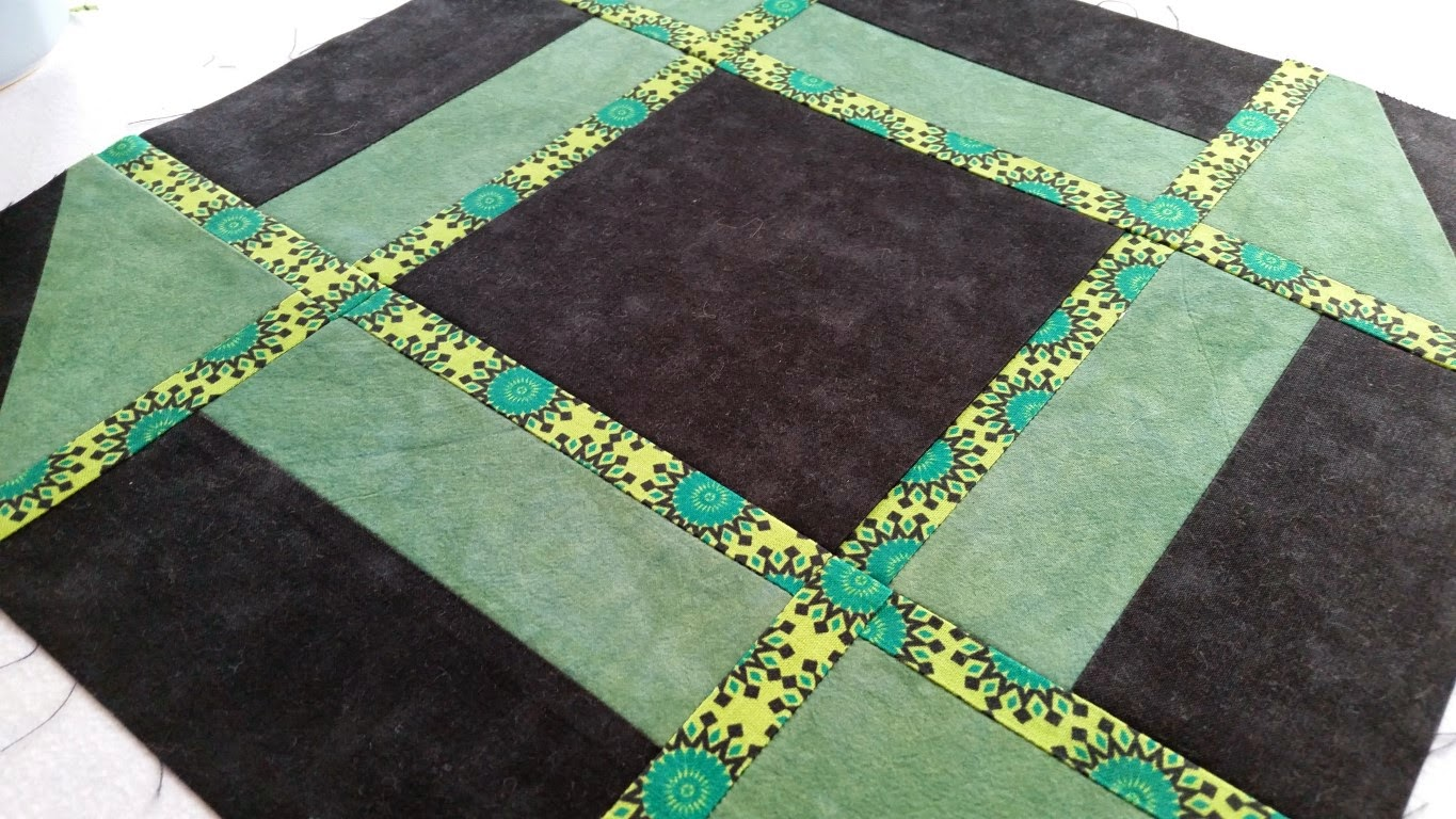 Off Season Project Quilting - May Challenge