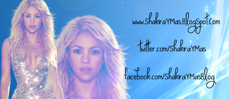 Shakira Y Mas | Fechas Tour Sale El Sol