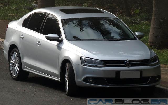 VW Jetta TSI 2014 - Prata