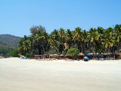 Palolem Beach - Canacona - South Goa