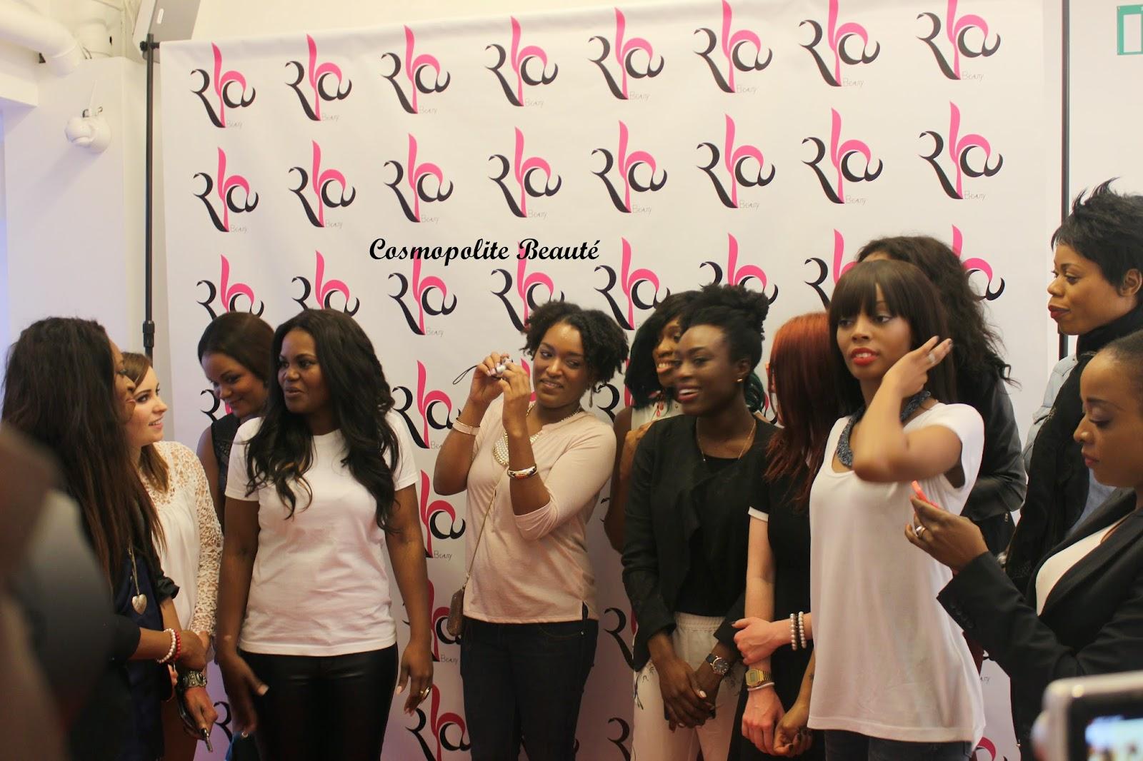 rya beauty, rencontre youtubeuses, salon beauté, beauty event