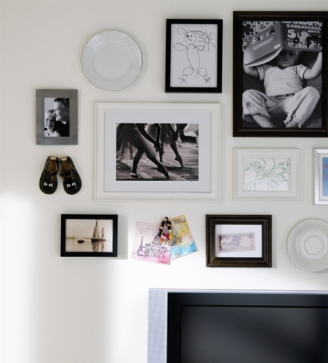 IKEA furniture stores in Ho Chi Minh: Picture Perfect Wall Collage