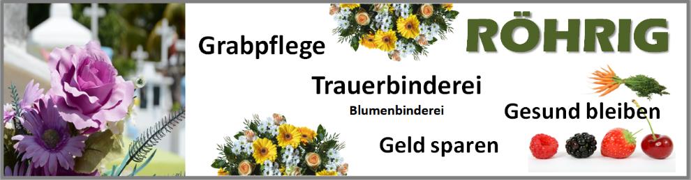 RÖHRIG Grabpflege Blumenbinderei Arnsberg