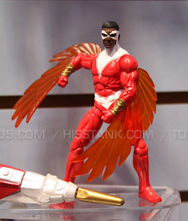 Hasbro 2013 Toy Fair Display Pictures - Avengers Assemble - The Falcon figure