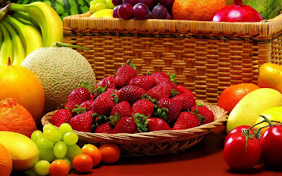 Una deliciosa colección de frutas listas para comer