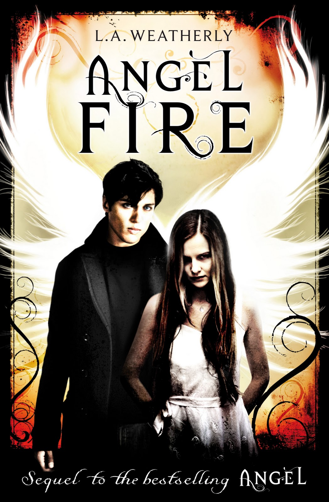 angel fire book review