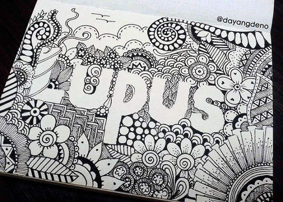 Doodle Art And Lupus