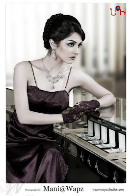 Maya Ali Fashionable Photo Shoot for Fazal Jewels