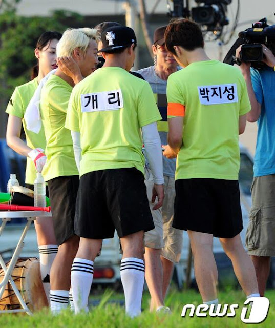 Running Man EP.153 Pic 25