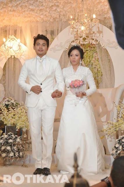 Majlis Perkahwinan Nurin & Izzue Islam di Dewan Shah Alam