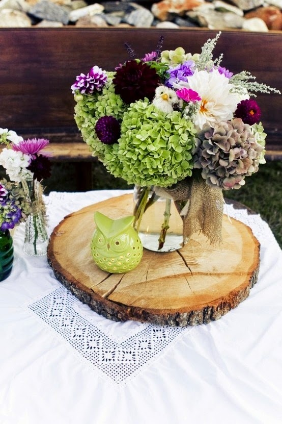 21 Centerpieces You Can Easily DIY