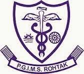 PGIMS Rohtak Recruitment for 145 Senior Resident and Demonstrator Posts