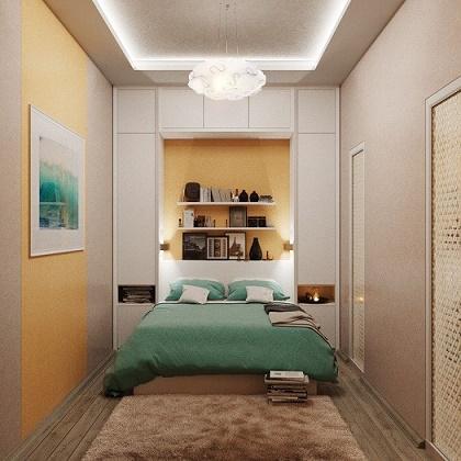 Fotos de dormitorios modernos peque os dormitorios for Colores para dormitorios pequenos