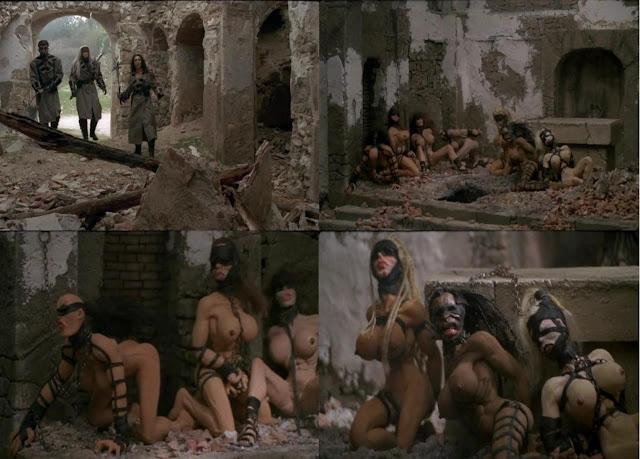sadism bdsm stop motion el baron contra los demonios storm troopers claymation