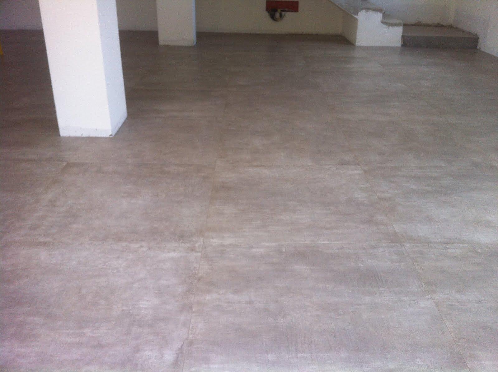 Piastrelle da incollare su pavimento esistente. perfect pavimenti