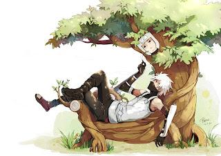 Anbu Captain Yamato Hatake Kakashi Anime HD Wallpaper Desktop Background