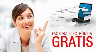 ¡Factura electrónica Gratis con Facturaxion!