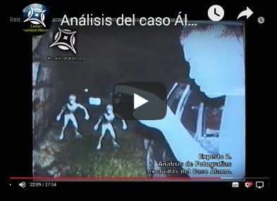 Video Inédito de los Análisis del Caso Álamo realizados por Xavier Niebla y Alfonso Reyes.