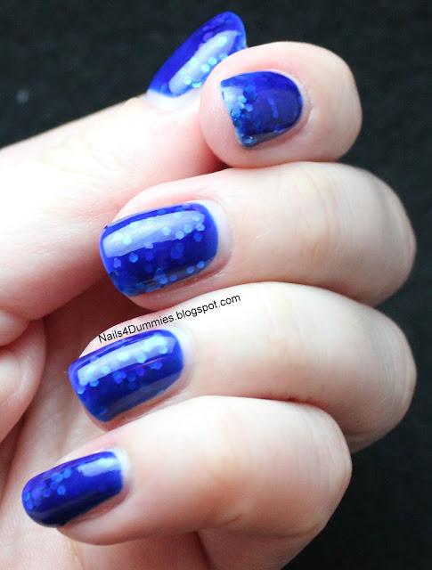 Nails4Dummies - Revlon Royal Jelly Sandwich