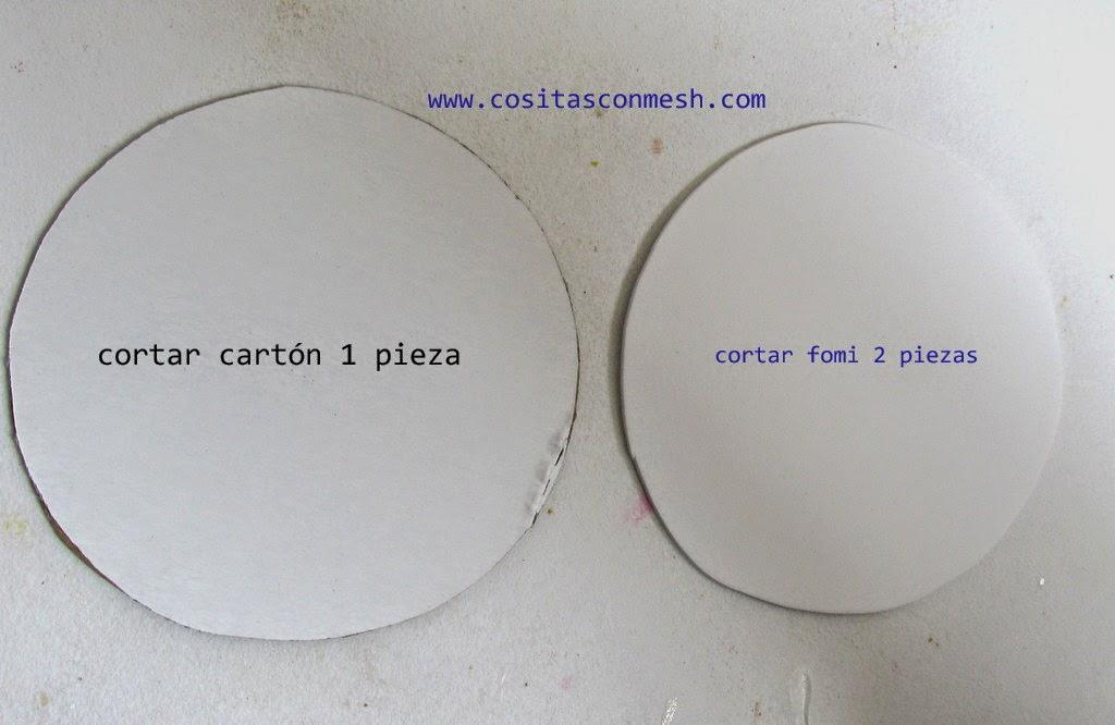 Manualidades con latas recicladas vaquita ~ cositasconmesh