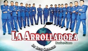 La Arrolladora Mayo 2013