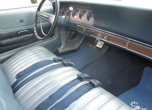 fully restored mercury cyclone 1969 auto restorationice. Black Bedroom Furniture Sets. Home Design Ideas
