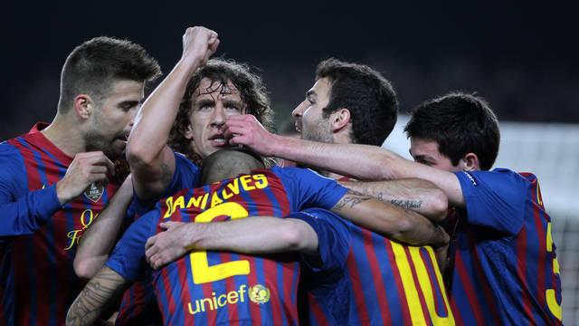 Video Barcelona vs AC Milan 3-1 Liga Champion 4 April 2012