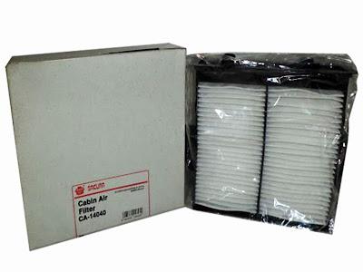 Cabin Air Filter - Filter AC Suzuki Sx4, Neo Baleno