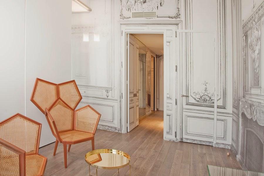 Martin Margiela /Paris, La Maison Champs Elysées/