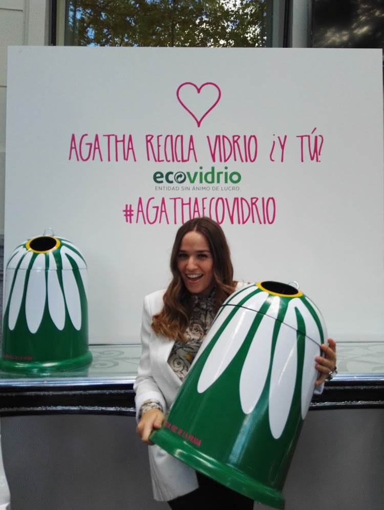 #Agathaecovidrio