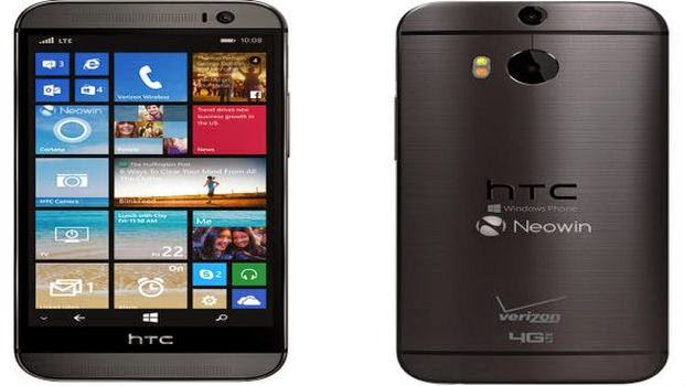 HTC Windows Phone Hadir Dua Hari Lagi
