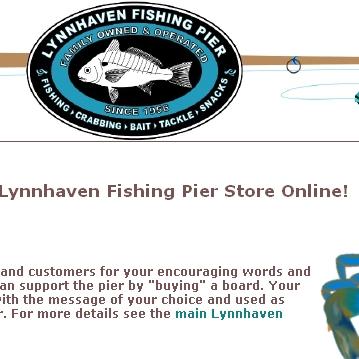 Lynnhaven fishing pier go hampton roads for Lynnhaven fishing pier